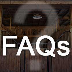 Horse Stall FAQs