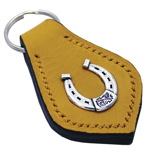 Leather Key Chain (SOLD OUT!)