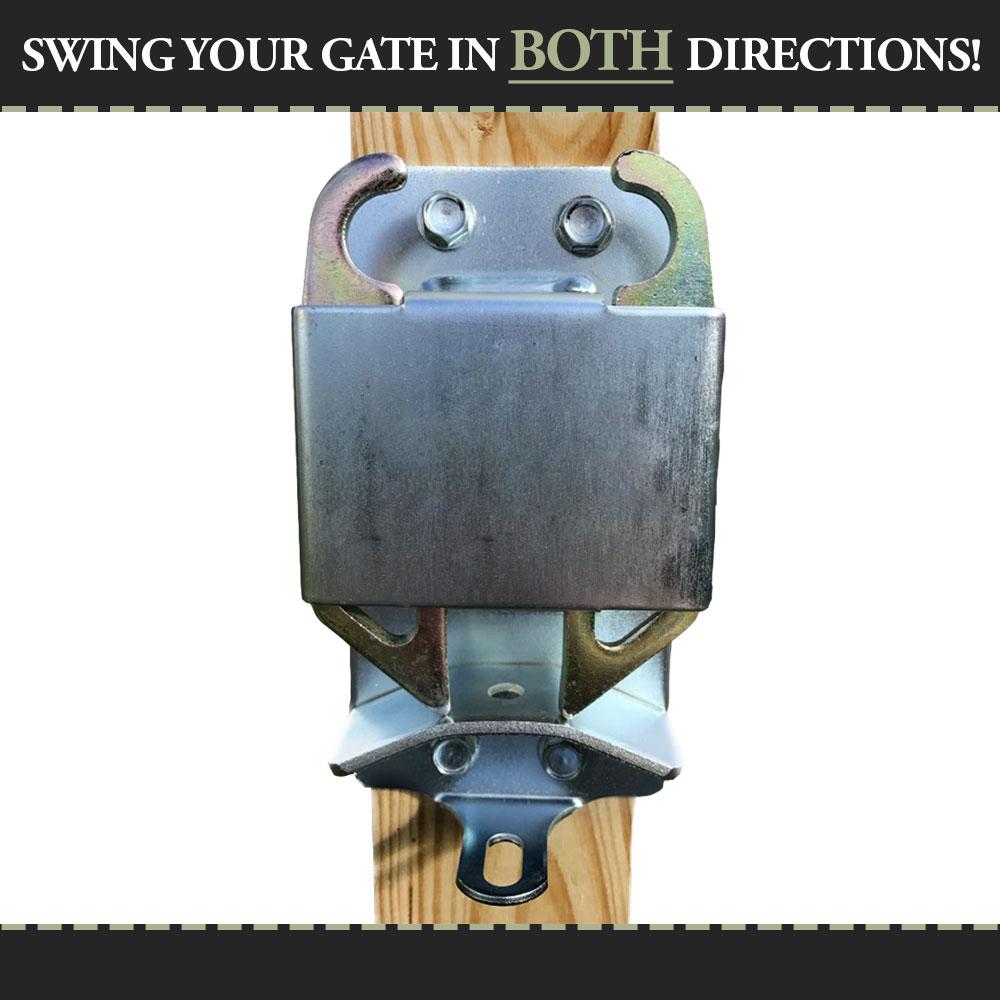 2 Way Locking Latch Gate And Latches Ramm Horse