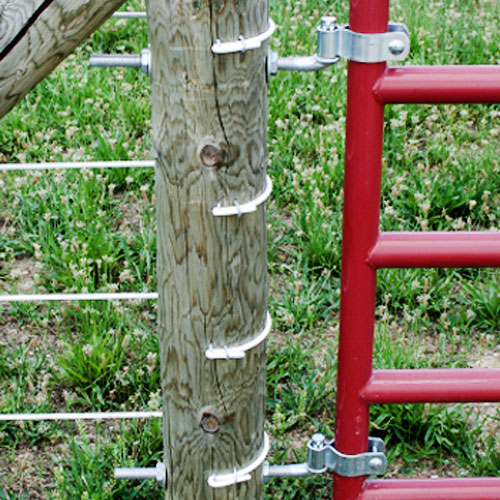 2 Quot Gate Hinge Hardware Kit Ramm Horse Fencing Amp Stalls