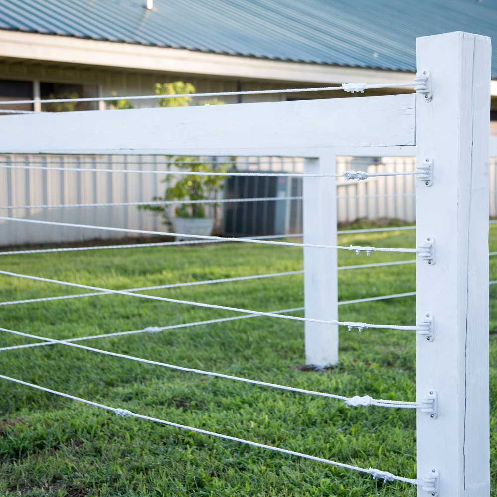 Pro-Tek Electric Rope Horse Fence (***OUT OF STOCK UNTIL LATE AUGUST***)
