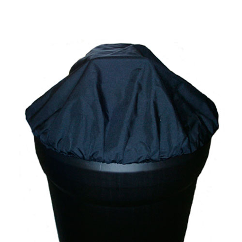 Weatherproof 55-Gallon Barrel Cover