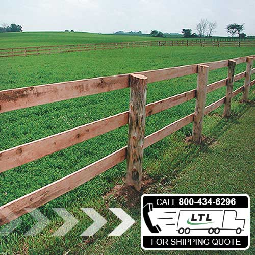 Board Horse Fence