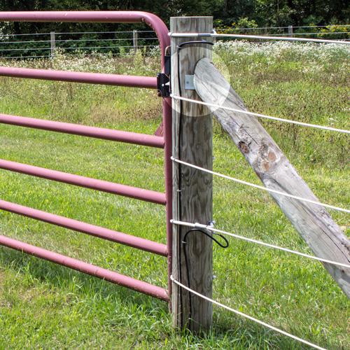 Diagonal Brace Plate Ramm Horse Fencing Amp Stalls