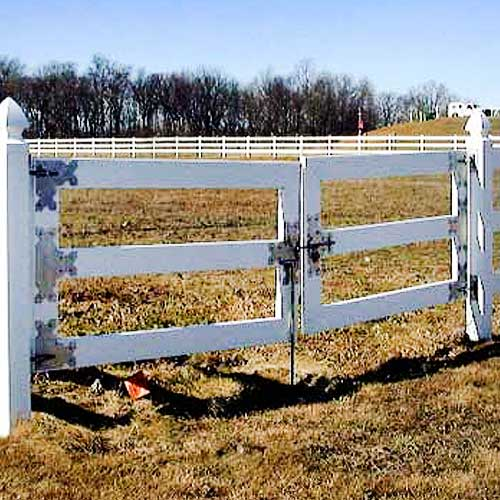PVC Gate Drop-Rod Kit
