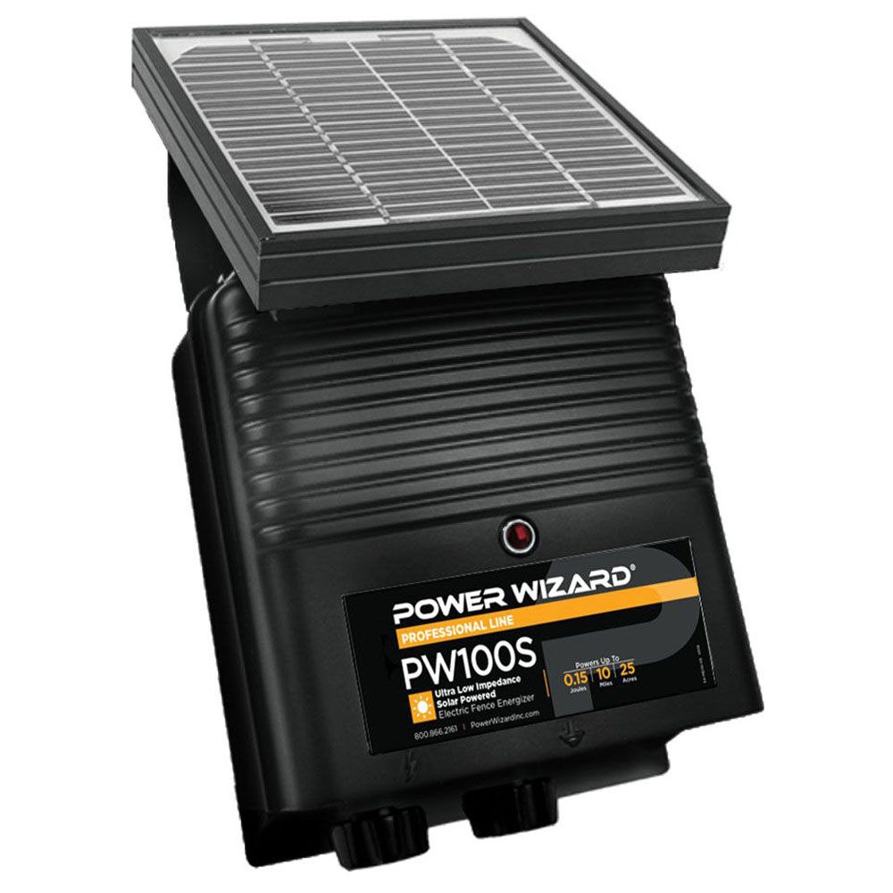 Power Wizard 12V Solar Charger - 0.15 Joule