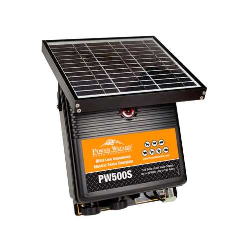 Power Wizard Solar Charger - PW500S