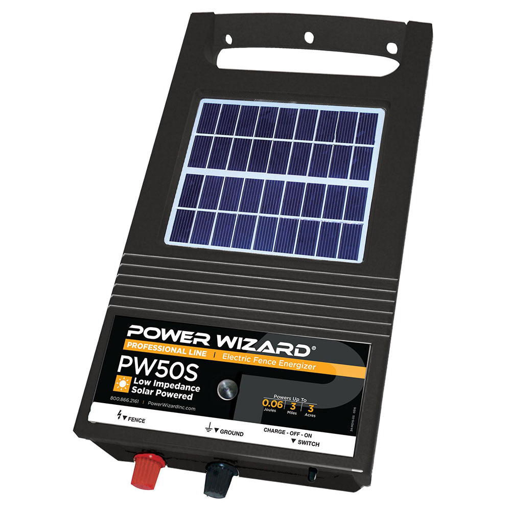 Power Wizard 6V Solar Charger - 0.06 Joule