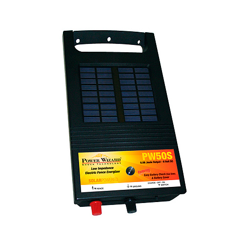 Power Wizard Solar Charger - PW50S