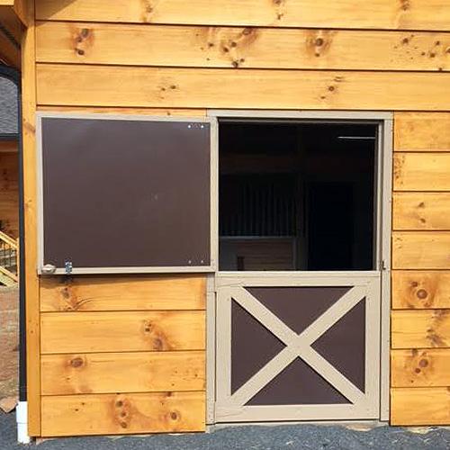Dutch Door | RAMM Horse Fencing & Stalls on