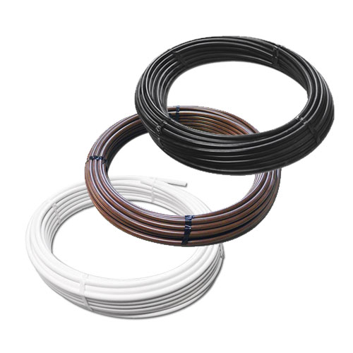 Coated Wire Insulator Tubing (100' Roll)