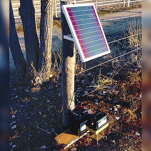 Solar Charger - Adaptor Power Kit