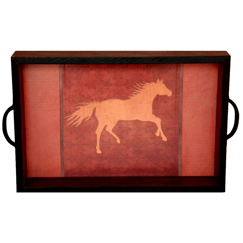 Horse Serving Tray (Only 3 Left!)