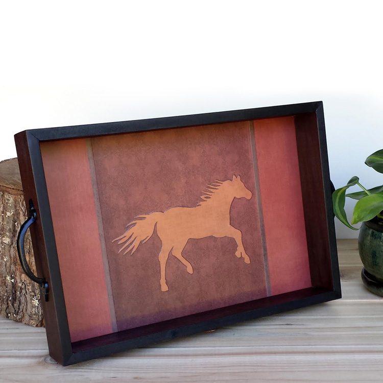 Horse Serving Tray Gifts For Horse Lovers Ramm