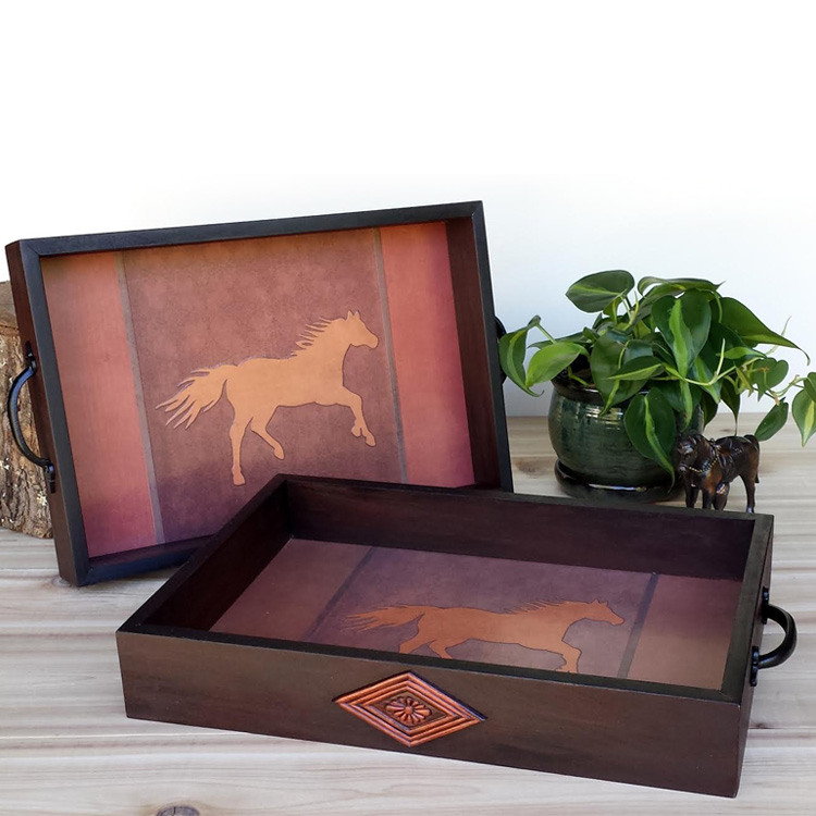 Horse Serving Tray (Only 2 Left!)