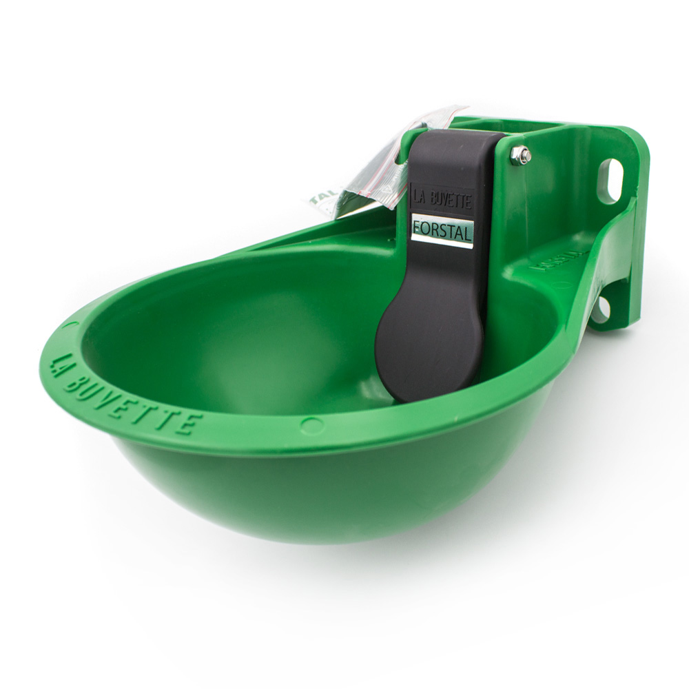 Push Paddle Stall Waterer