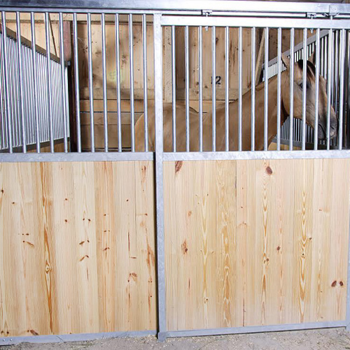 Dublin Horse Stall Front Portable Panel Ramm Horse
