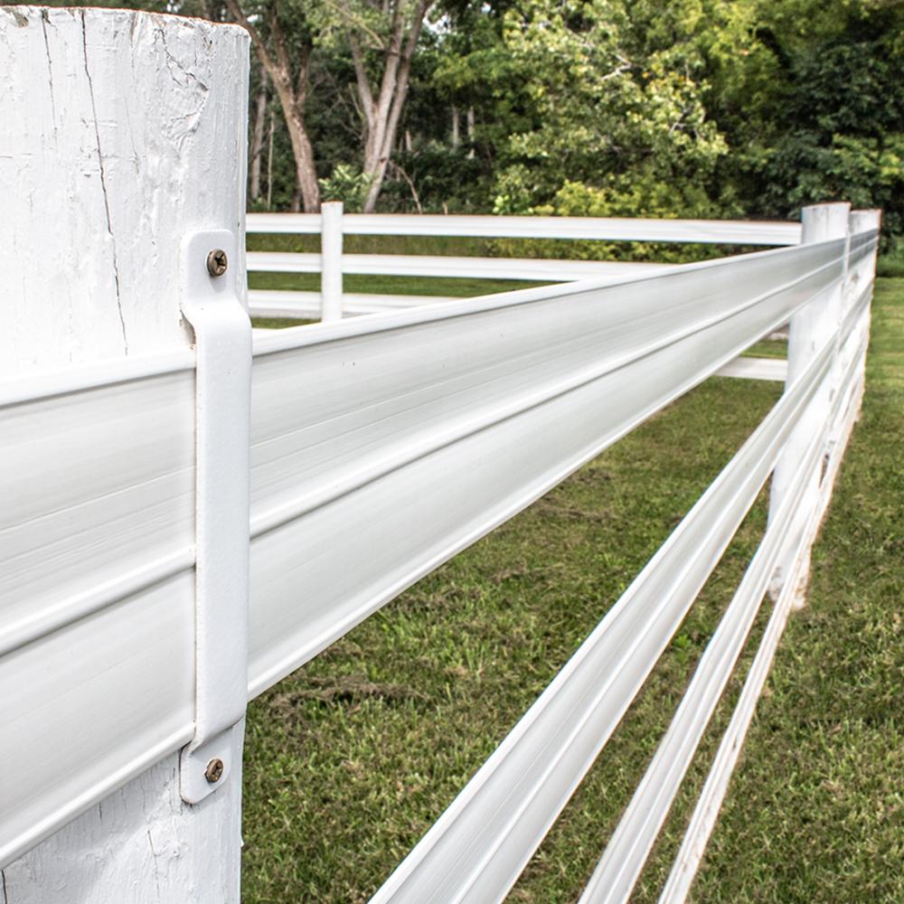 Flex Fence 174 Line Post Bracket Bundle Ramm Horse Fencing