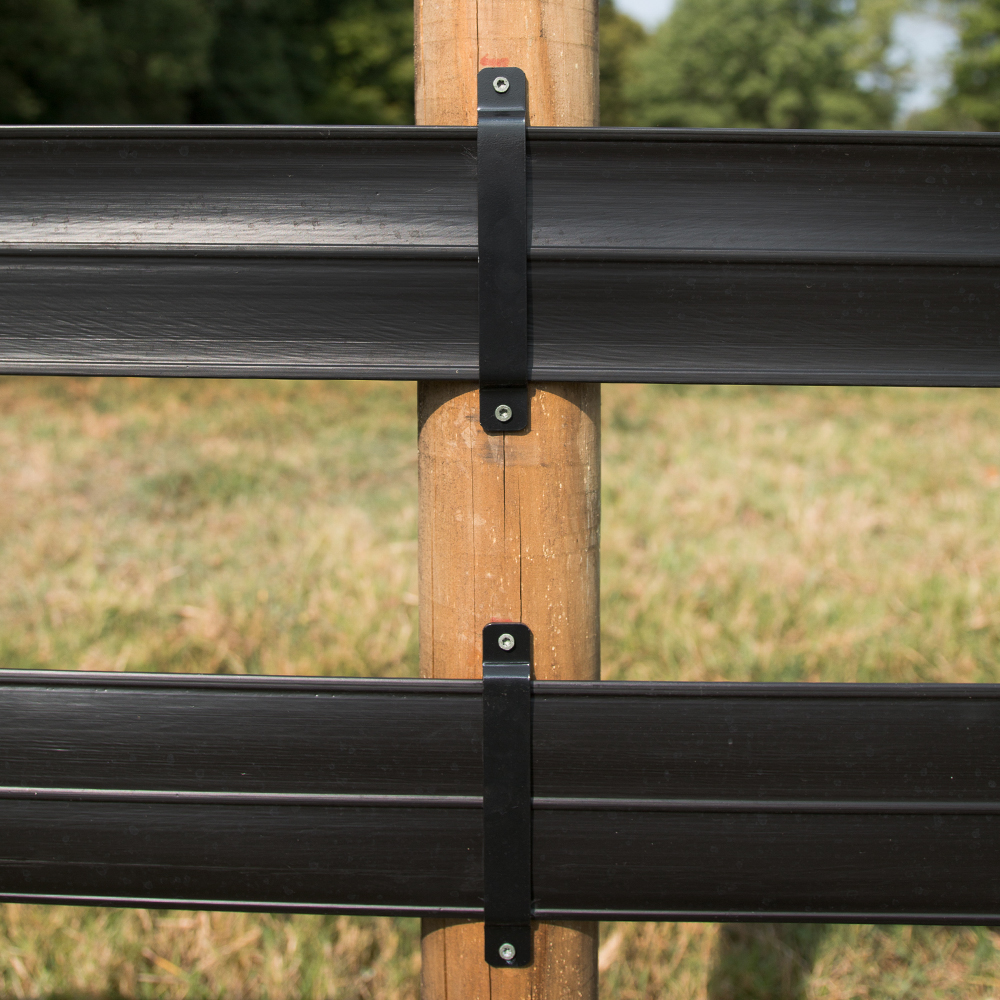 Flex Fence 174 Line Post Bracket Bundle Ramm Horse Fencing