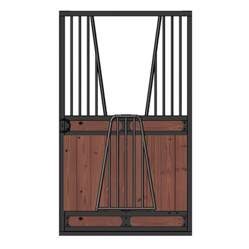 Nobleman Grill Top V-Door