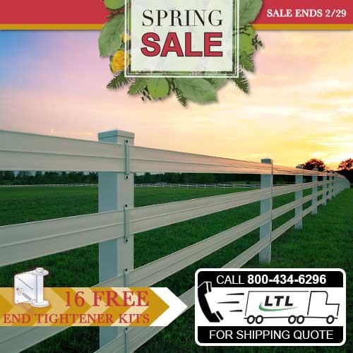 525 Plus Flex Fence® Pallet Bundle