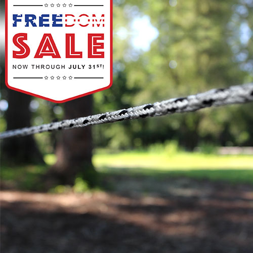 Pro-Tek Braided Electric Horse Fence