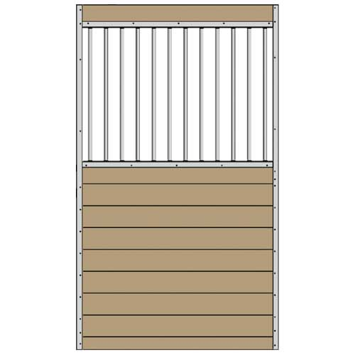 Derby Grill Top Door Kit