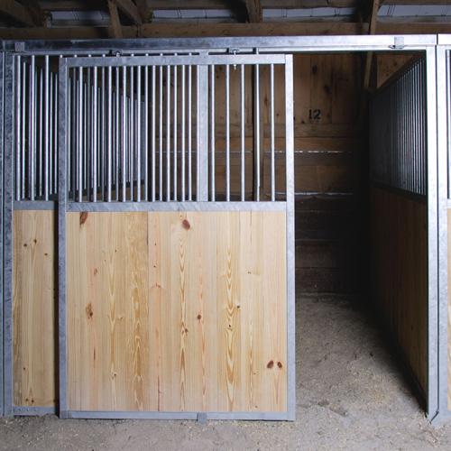 Dublin Horse Stall Front Portable Panel Ramm Horse