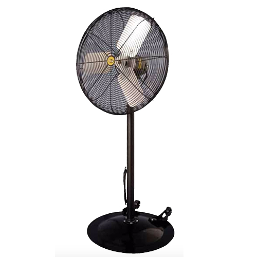 Heavy-Duty Oscillating Pedestal Fan