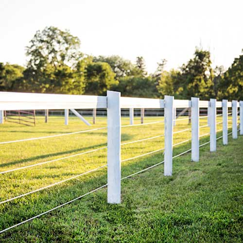 Raceline Flex Fence® Coated Wire