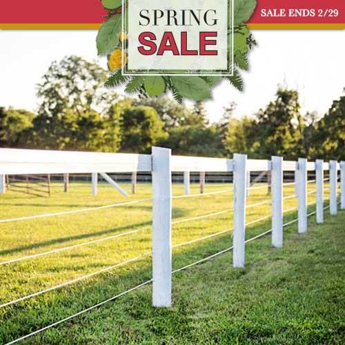 Raceline Flex Fence® Coated Wire