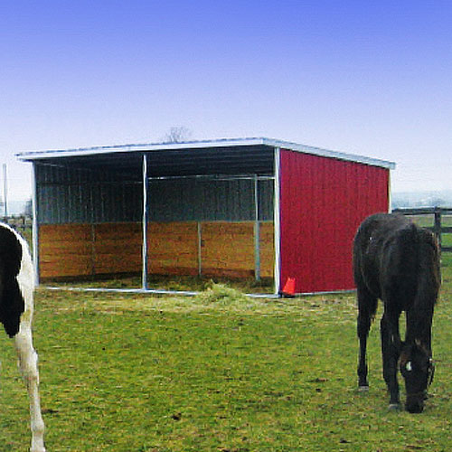 Run In Shed Frame Ramm Horse Fencing Amp Stalls