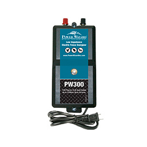 Power Wizard Electric Fence Charger - PW300