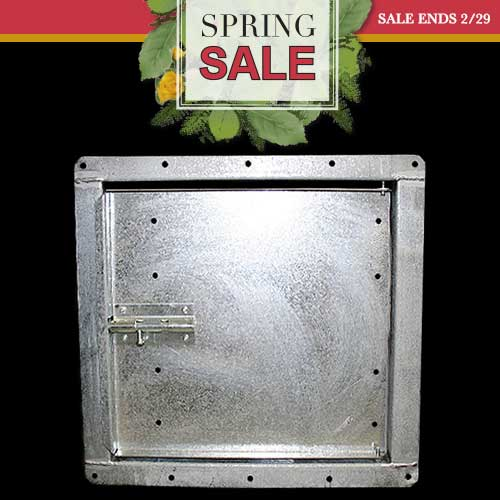 Swing Out Bucket Door Ramm Horse Fencing Amp Stalls