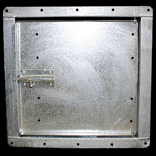 Swing-Out Bucket Door