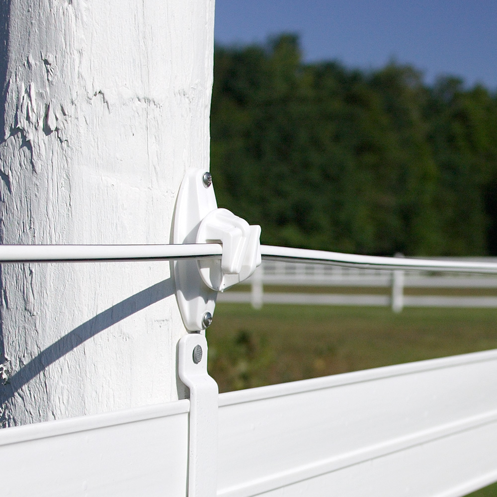 Shockline Flex Fence® Electric Coated Wire | RAMM Horse Fencing & Stalls