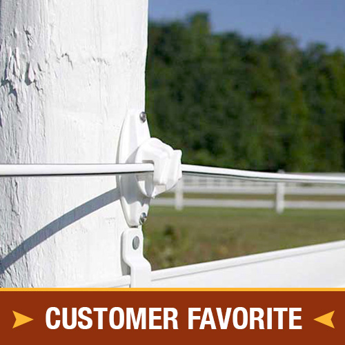 Shockline Flex Fence® Electric Coated Wire