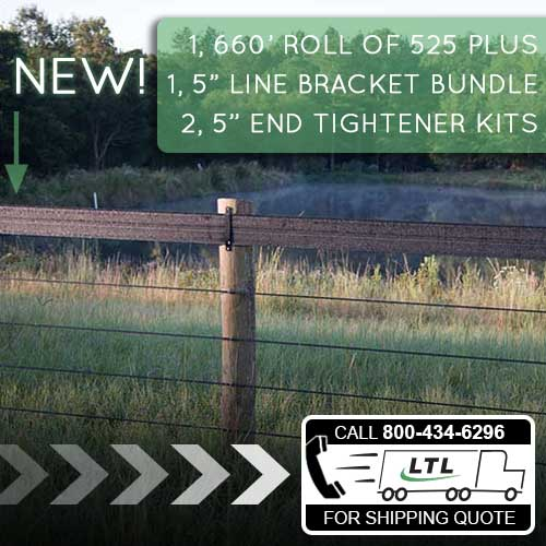 525 Plus Flex Fence® - Rail Kit