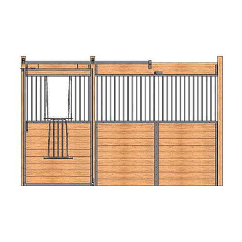 Essex Standard Stall Front with V-Door