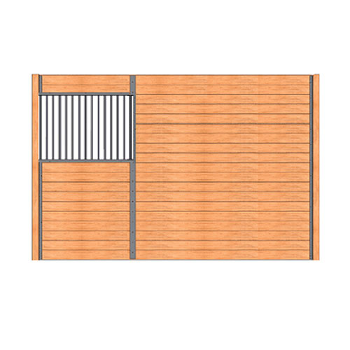 Essex Standard Stall Privacy Partition Kit
