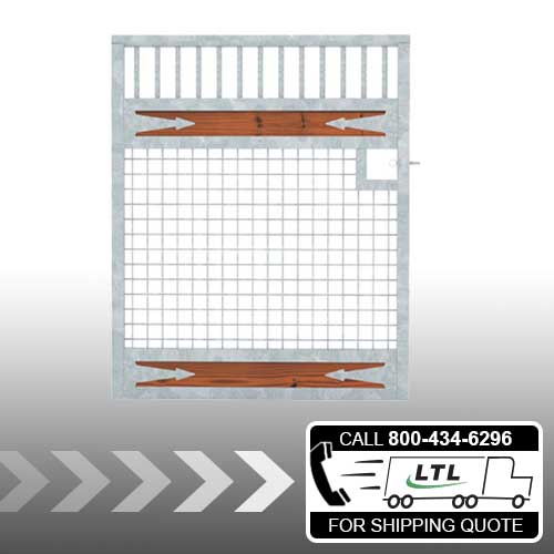 Tuscany Mesh Stall Door - Arrows