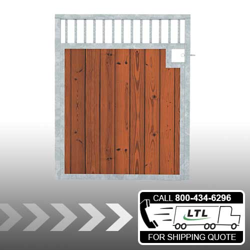 Tuscany Wood Stall Door