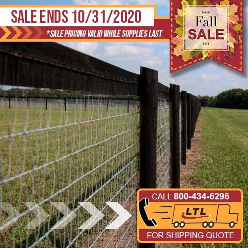 RedBrand Extended Life V-Mesh Fence