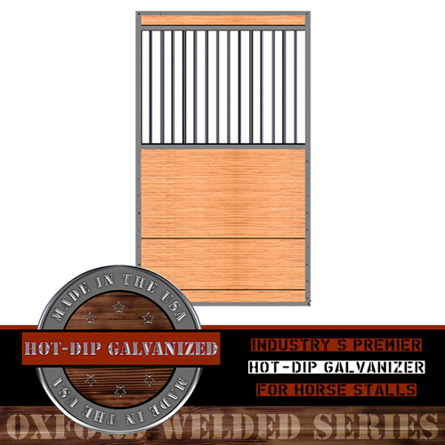 Oxford Welded Grill Top Door