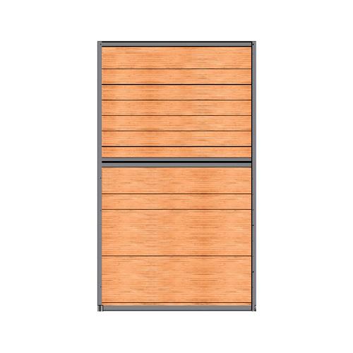 Oxford Welded Solid Door