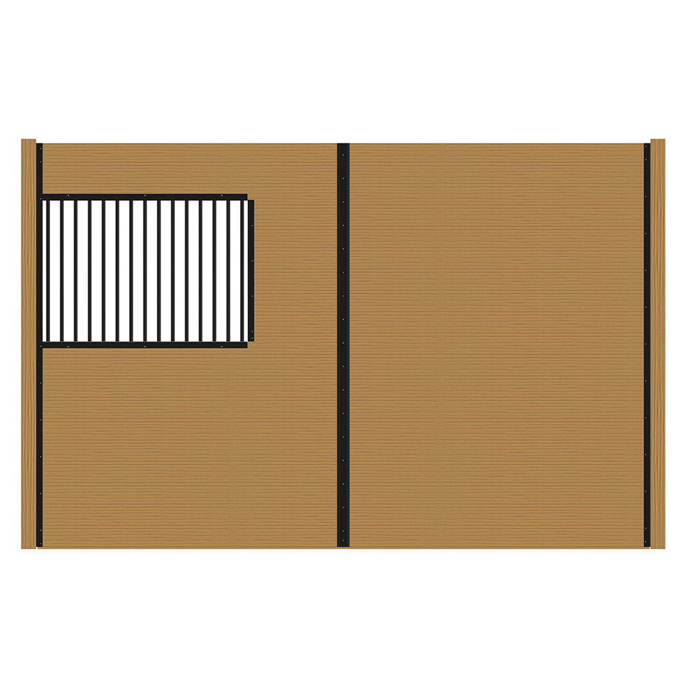Welded Stall Privacy Partition Kit
