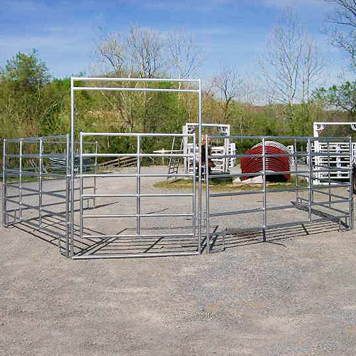 Horse Round Pen Panels Portable Horse Round Pens Ramm