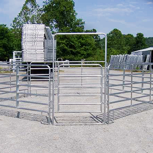 Light Duty Round Pen