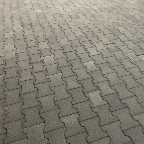 Asphalt Pavers For Sale >> Solid Rubber Pavers | RAMM Horse Fencing & Stalls