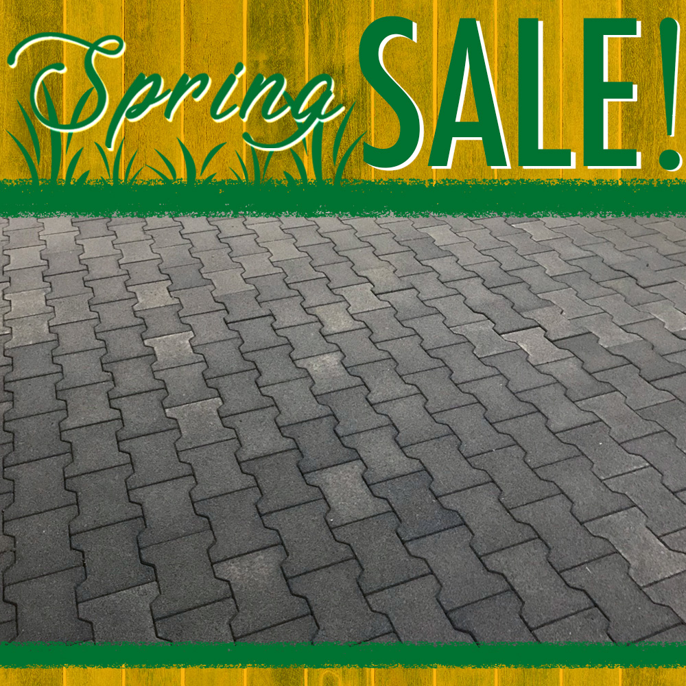 Solid Rubber Pavers